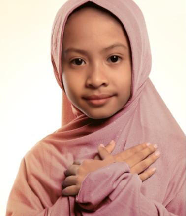 Hijabs (Girls)