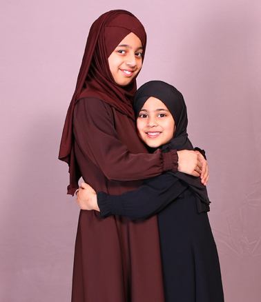 Girls Abayas